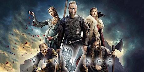 Navigazioni e conquiste: l'epoca vichinga attraverso le immagini di Vikings biglietti