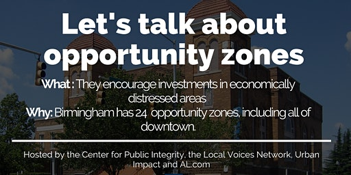 Birmingham Opportunity Zones Community Panel