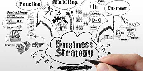 Get Hands On - Business Strategy Workshop (Business Model) tickets
