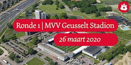 Ronde 1 | MVV Geusselt Stadion 2020 tickets
