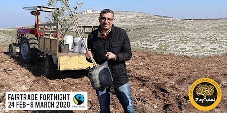 Fairtrade Farming and climate resilience in Palestine tickets
