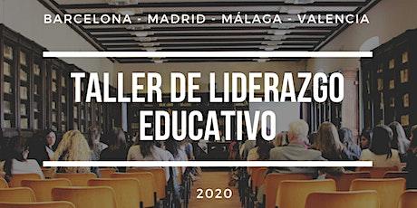 Taller de Liderazgo Educativo de EIM OTB Educación - Barcelona tickets