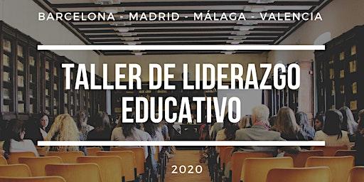 Taller de Liderazgo Educativo de EIM OTB Educación - Barcelona