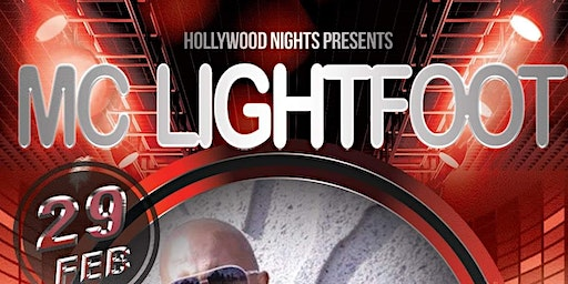 MC Lightfoot  - A Night in Hollywood
