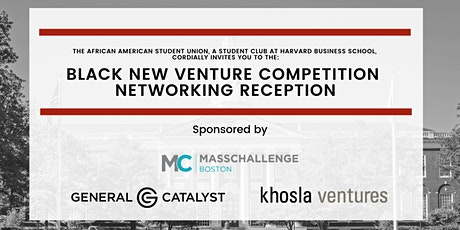 Black New Venture Competition Kick-off Reception tickets