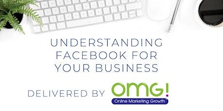 Understanding Facebook for your Business tickets
