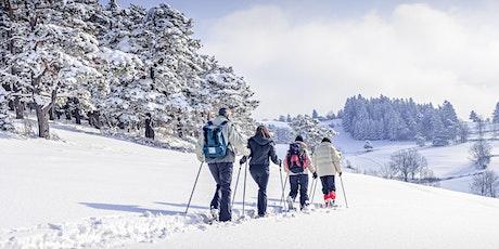 Balade en raquettes à neige au magnifique lac de Blanchemer ! billets