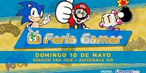 Feria Gamer! / Mega Evento Video Juegos! 1º Edición...