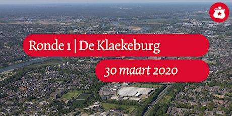 Ronde 1 | De Klaekeburg 2020 tickets