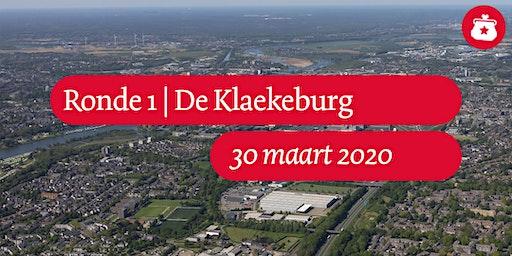Ronde 1 | De Klaekeburg 2020