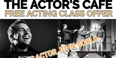 The Actor's Cafe Weekend Course FREE! tickets