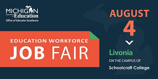 Education Workforce Job Fair