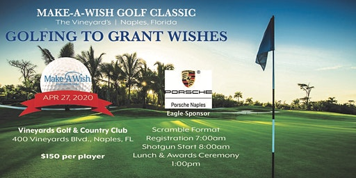 Golfing To Grant Wishes