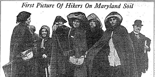 Maryland Women and the Fight for the Vote