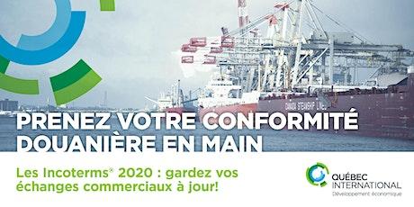 Les Incoterms® 2020 : gardez vos échanges commerciaux à jour! billets