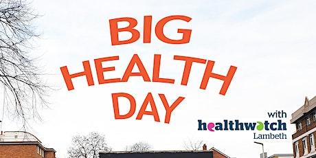 Big Health Day tickets
