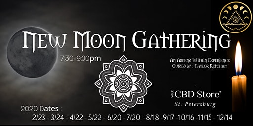 New Moon Gathering - St Pete