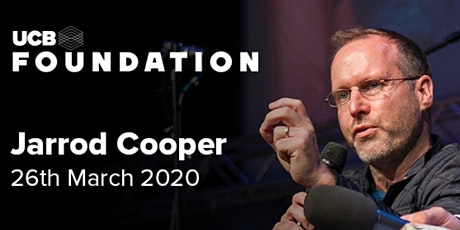 UCB Foundation Day with Jarrod Cooper tickets