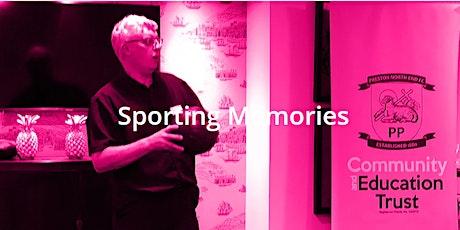 Preston North End - Sporting Memories tickets