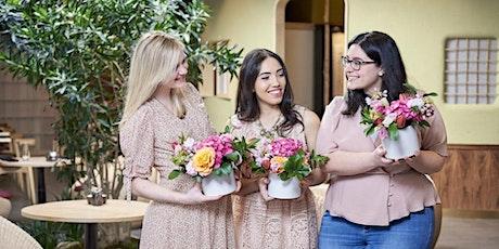 Unique & Chic Easter Centerpieces (Floral Workshop) tickets