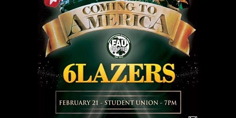 Blazers in the Arts tickets