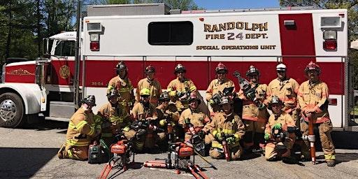 Randolph Fire Company 2 Beefsteak and Tricky Tray
