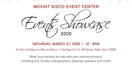 Mount Kisco Events Center-Bridal/Event Showcase