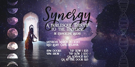 Synergy: A Burlesque Tribute to the Universe tickets