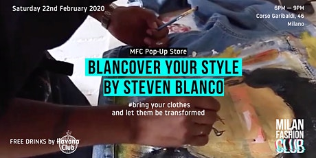 BLANCOVER YOUR STYLE |Milan Fashion Week biglietti