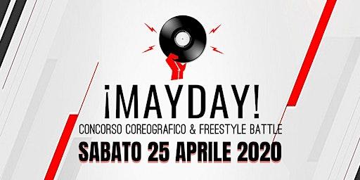 PRENOTAZIONE Biglietti MayDay Hip Hop Contest 2020