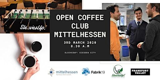 Open Coffee Club Mittelhessen - first edition