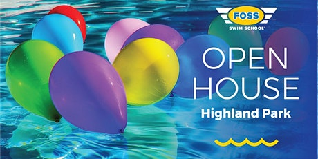 FOSS Highland Park Open House (Register for in-water activities) tickets