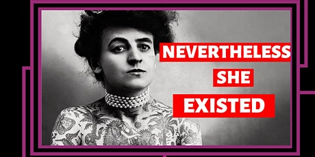Nevertheless She Existed Queens of Thieves  tickets