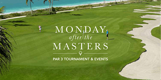 Monday After The Masters 2020