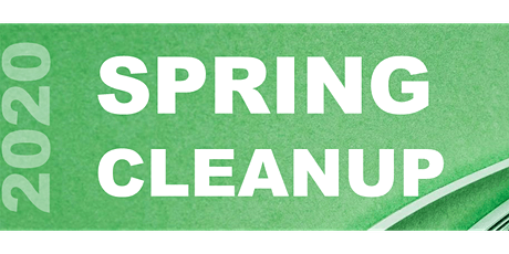 POSTPONED - Spring Cleanup - Accenture and Bank of America tickets
