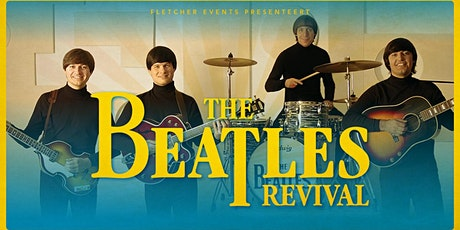 The Beatles Revival in Paterswolde (Drenthe) 30-10-2021 tickets