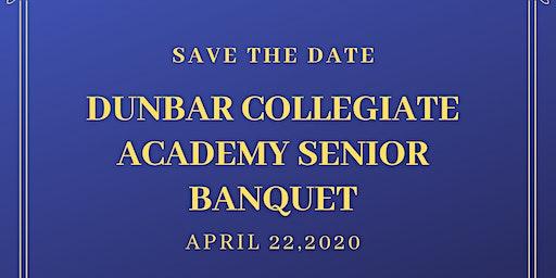Dunbar Collegiate Senior Banquet
