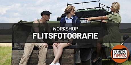 Workshop Flitsfotografie Dilbeek tickets