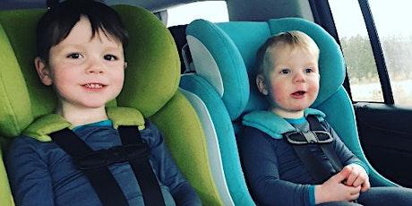 Car Seat Safety Workshop with West Coast Kids - Evanston tickets