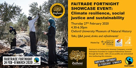 Fairtrade Fortnight Showcase Event tickets
