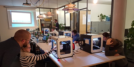3D-Druck Workshop (FFF) Tickets