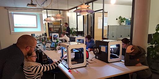 3D-Druck Workshop (FFF)