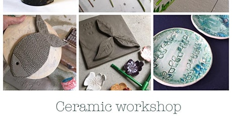 March  Ceramic workshops tickets