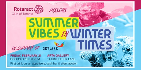 Summer Vibes in Winter Times tickets