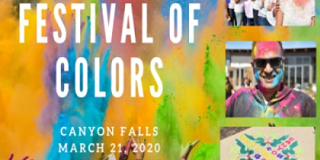 Festival of Colors tickets