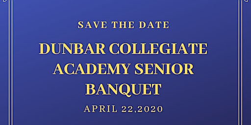Copy of Dunbar Collegiate Senior Banquet