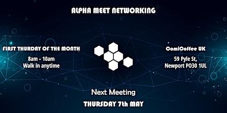 Alpha Meet Networking #5 tickets