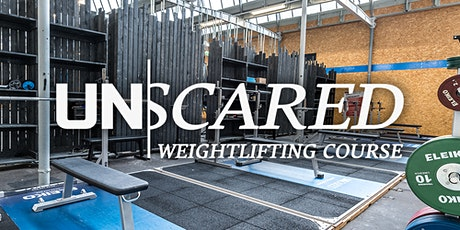 UnScared Weightlifting Course 2020 tickets