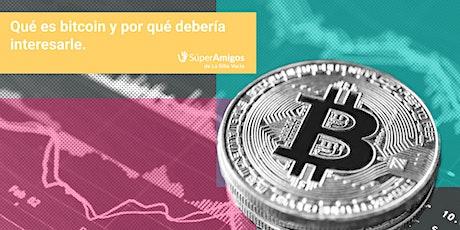 Qué es bitcoin y por qué debería interesarle boletos