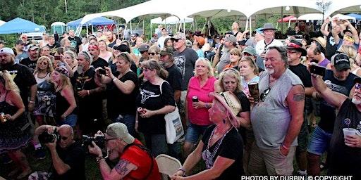 Brian's annual backyard music fest